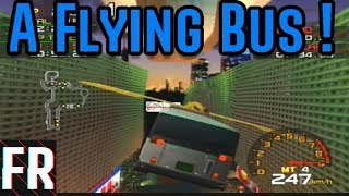 A Flying Bus ! - FailRace Plays Penny Racers