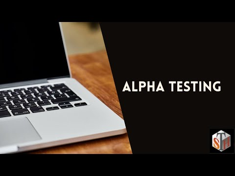 What is Alpha Testing in Software Testing?