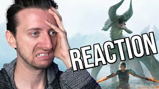 Hardcore Monster Hunter Fan Reacts to Monster Hunter Movie Trailer