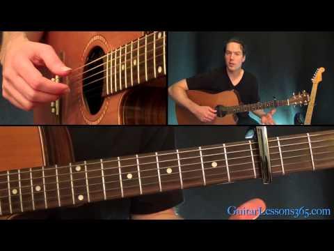 Landslide Guitar Lesson Fleetwood Mac