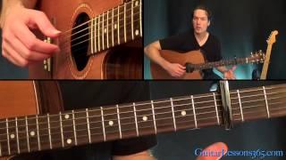 Landslide Guitar Lesson - Fleetwood Mac