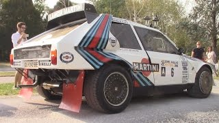 800 HP Lancia Delta S4 | IN DEPTH Tour and PURE Sound