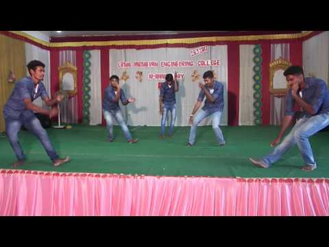 College Dance Performence In Madurai