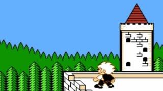 Kid Dracula (NES) Playthrough - NintendoComplete