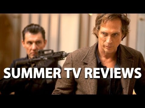 """TV Reviews: """"Under The Dome"""", """"Crossing Lines"""", & """"The Hero"""""""