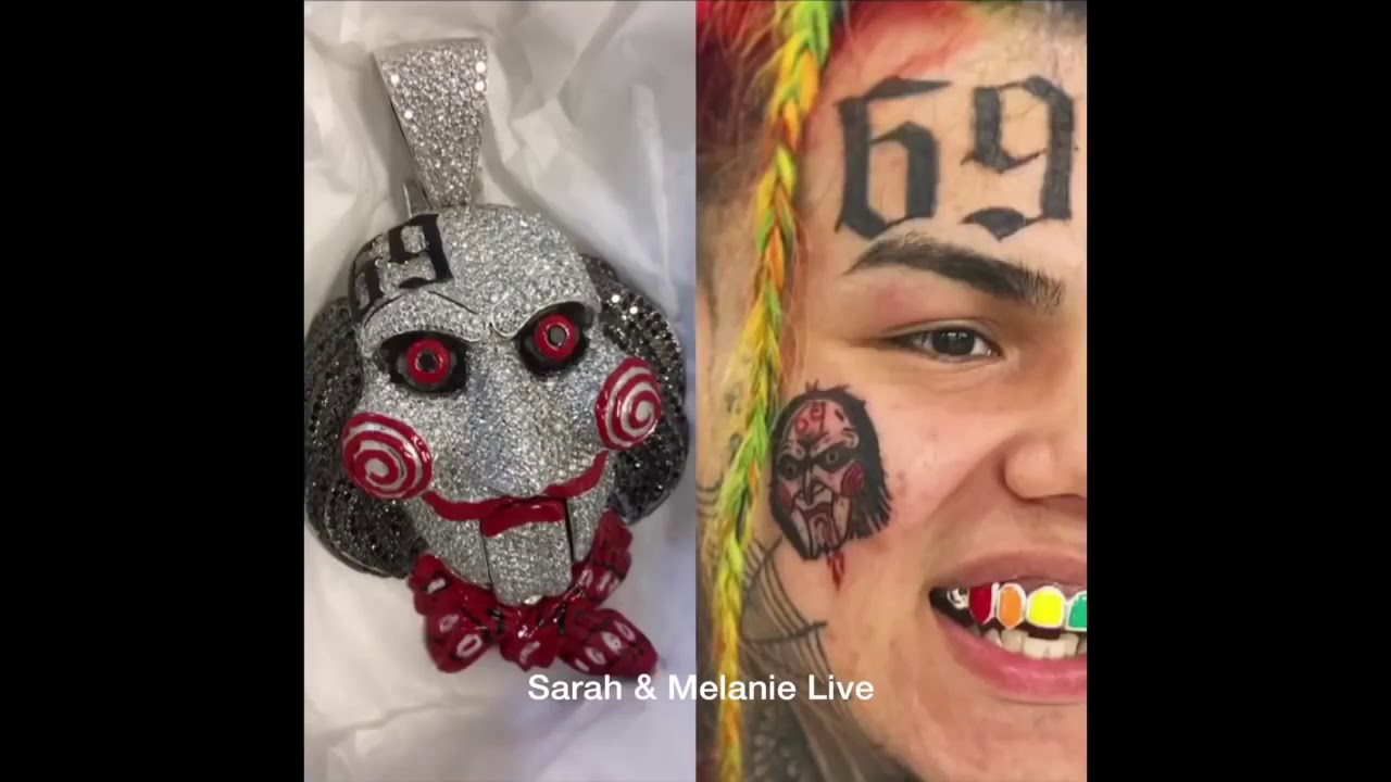 69 Chain Jigsaw: 6ix9ine New Jigsaw Chain To Celebrate His 69 Day Release