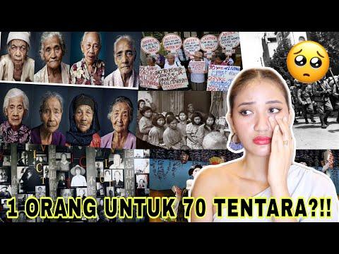 NASIB TRAGIS WANITA PENGHIBUR PADA MASA PERANG DUNIA II.. | #ceRita Jugun Ianfu