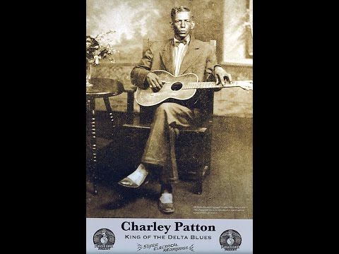 (1929) I Shall Not Be Moved Blues - Charley Patton