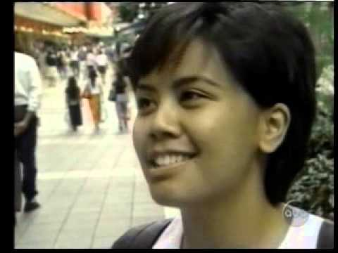 Singapore Smile campaign 1998