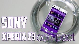 Sony Xperia® Z3 Compact, Review en español