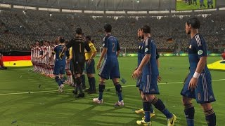 Video 2014 Fifa World Cup Gameplay Xbox 360 - Argentina Vs Alemania, Partidazo download MP3, 3GP, MP4, WEBM, AVI, FLV November 2017