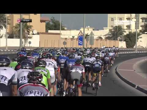 Tour of Qatar 2013 - Stage 3 Full [Eng]