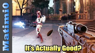 It's Actually Good Now? - Star Wars Battlefront 2