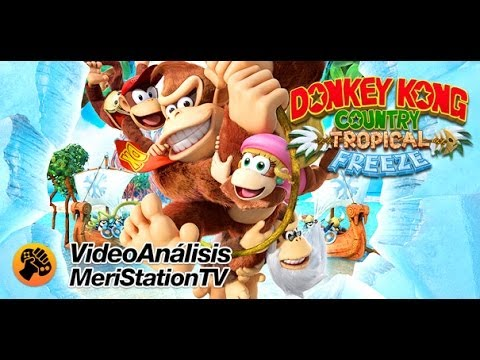 Donkey Kong Country: Tropical Freeze, Vídeo Análisis
