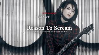"西沢幸奏 1st Album  Break Your Fate 試聴動画 1st Break ""Reason To Scream"""