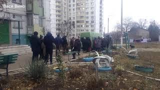 Встречаем продовольственные наборы от Шерифа Бендеры Борисовка Декабрь 2018