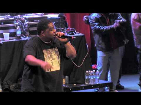 Brand Nubian - Slow Down - Live at The Howard Theatre