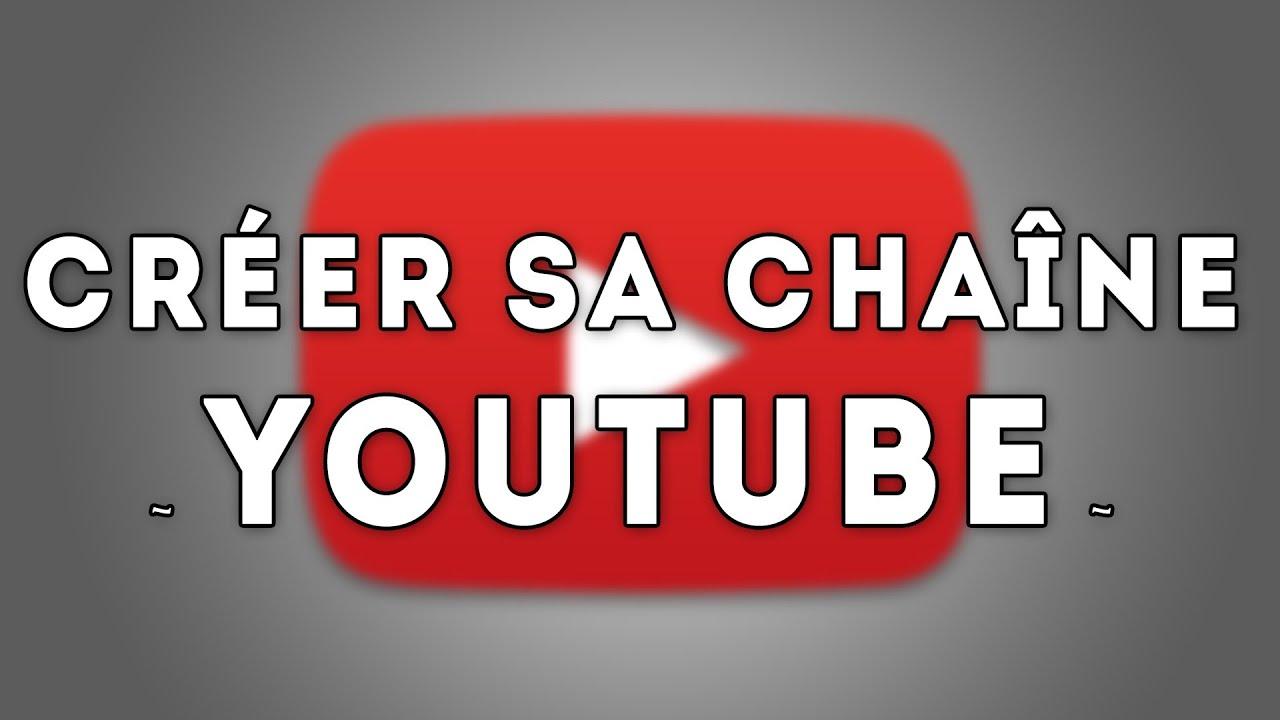 tutoriel comment cr233er sa cha238ne youtube 2015 youtube