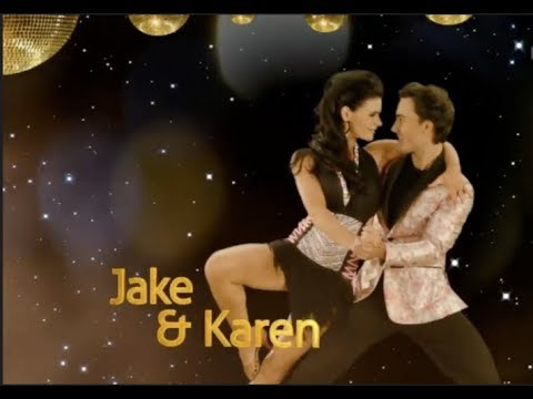 2 Minute #TipTuesday - With Karen and Jake from Dancing With The Stars