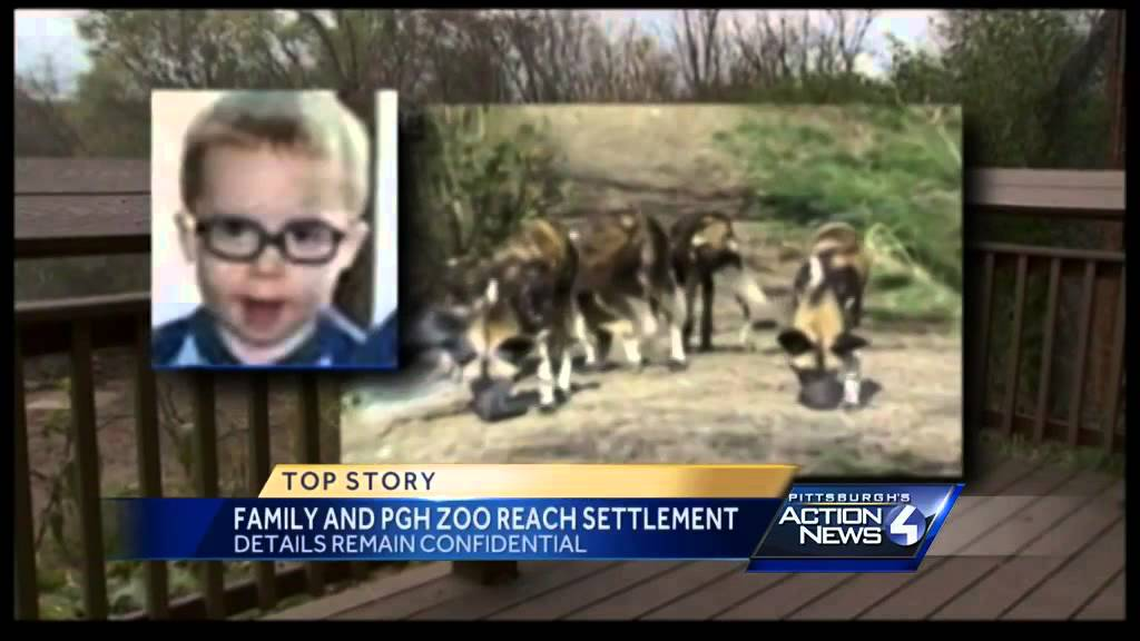 Parents Settle Pittsburgh Zoo Lawsuit In Mauling Youtube