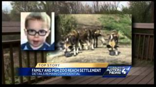 Parents settle Pittsburgh Zoo lawsuit in mauling