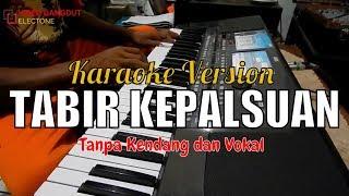 Tabir Kepalsuan Karaoke Keyboard Tanpa Kendang Dan Vokal