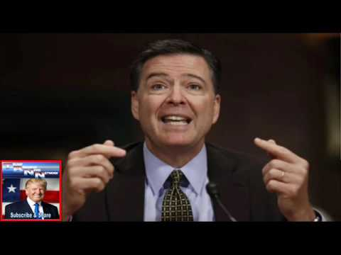 James Comey Just BROKE! Watch The FBI Director GO OFF About The CORRUPTION In Obama's Justice Depart