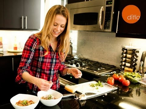 Claire Coffee shares one of favorite her recipes.