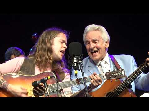 "Del McCoury And Billy Strings, ""Cant You Hear Me Calling"" Grey Fox 2019"