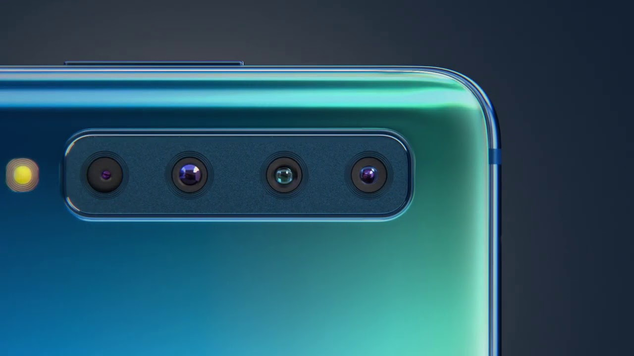 Samsung Galaxy A9 Official Ad | New Galaxy A9 launching | Four Camera Galaxy A9 2018 | Best Mobiles