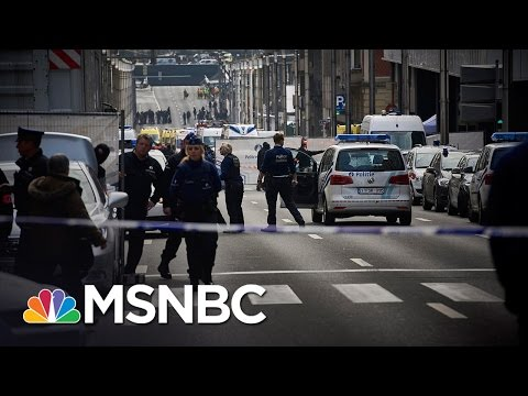 ISIS Claims Responsibility For Brussels Attacks | MSNBC