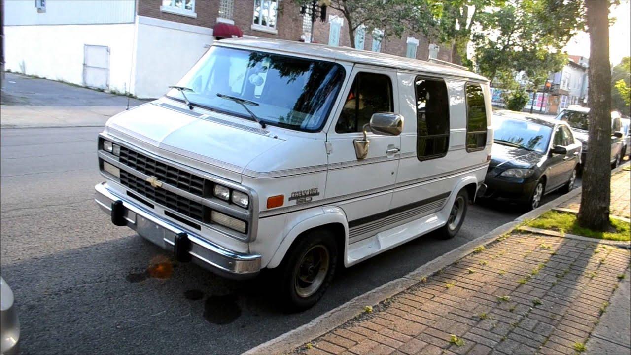 old chevy g20 custom van sighting youtube. Black Bedroom Furniture Sets. Home Design Ideas