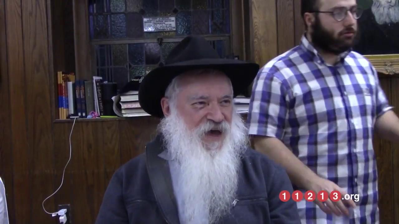 rabbi manis friedman youtube