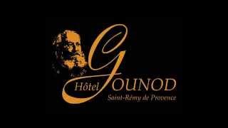 Hôtel Gounod à Saint-Rémy de Provence