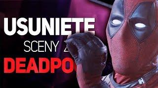 DEADPOOL vs HlTLER - Wycięte i usunięte sceny - Deadpool 2!