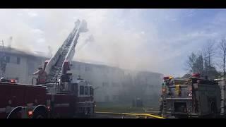 6/16/18 14:56 Photos 6219 Tonawanda Creek Rd. Apamtment Complex Fire