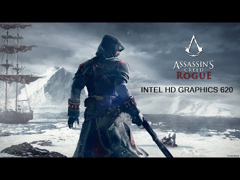 Assassin's Creed Rogue | Intel HD Graphics 620 Gaming Performance |