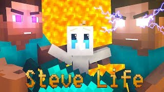 Steve Life 1-11  - Minecraft Animation