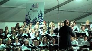 Minnesota Ambassadors of Music - Crans-Montana, Switzerland - Choir 2012