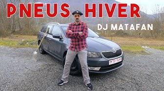 DJ MATAFAN - PNEUS HIVER