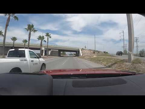 Reynosa Mexico To USA Border - 2020 Range Rover Sport   Mexican Travel Vlog