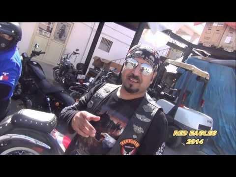 Red Eagles Bikers - Bahrain, Ride on 31 Jan 2014