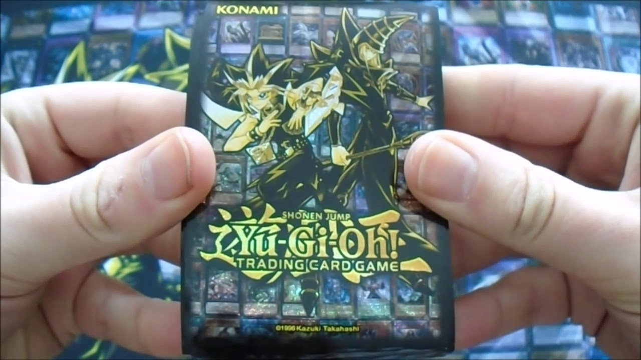 Golden Duelist Collection Deck Box Yu-Gi-Oh