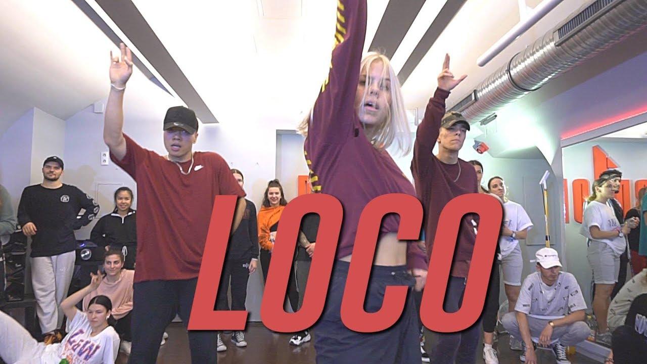 "Yung Felix ""LOCO"" ft. Poke & Dopebwoy | Duc Anh Tran x Bence Kalmar Choreography"