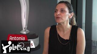 Premios PLATINO 2018  -  Antonia Zegers