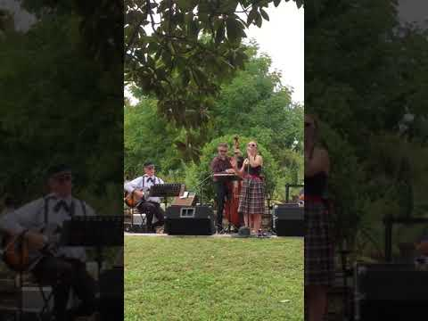 Heart & Soul- Penny Serenade at Oakland Cemetary Oct 2016