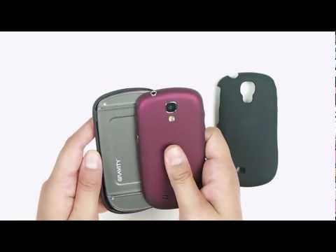 T-Mobile Gravity SMART Gel Skin Shell Video Review