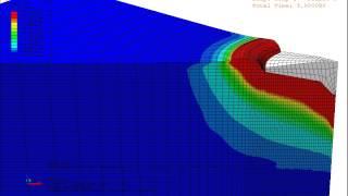 jackup spudcan penetration of seabed