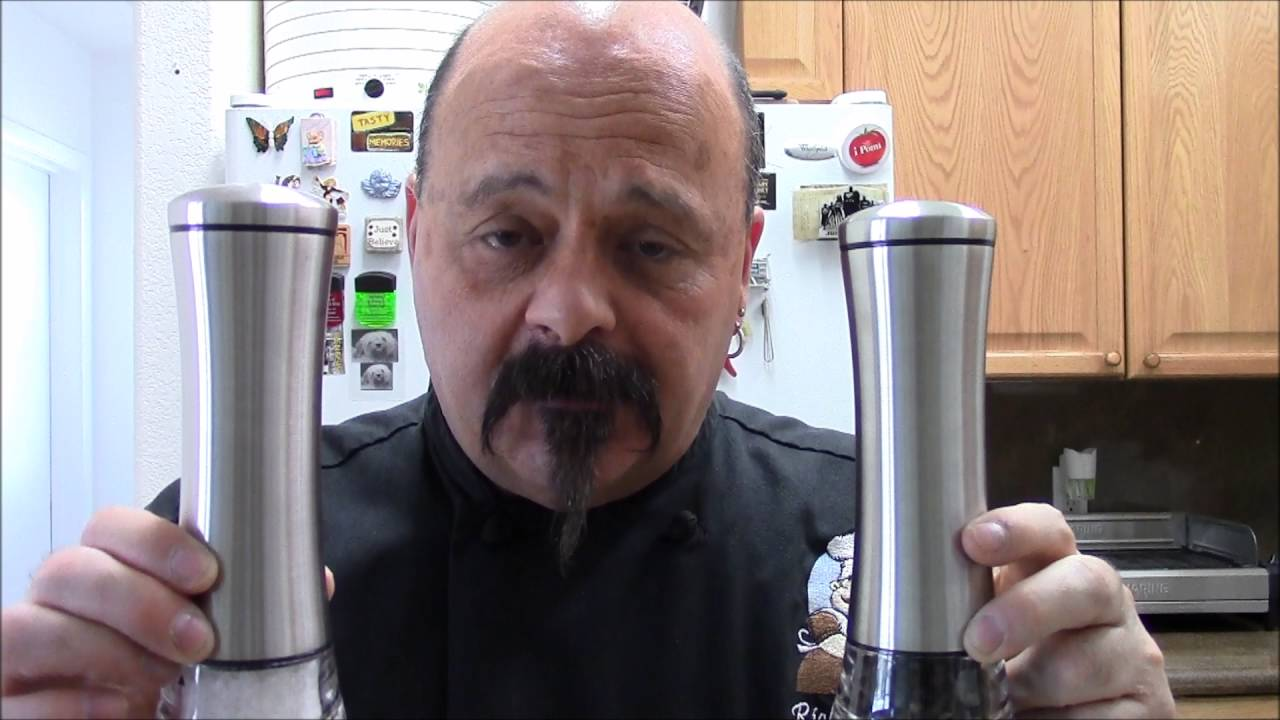 Holan Salt And Peppermill Review You