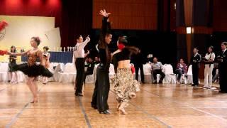 Michael Badong  Crystal Phuong Professional Latin Rumba Thumbnail